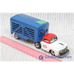SSS Mechanical Working Truck And Trailer Toy