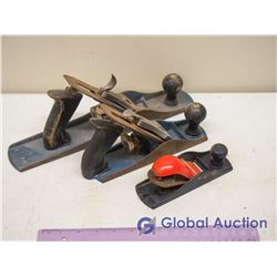 Lot of Wood Planers (3)