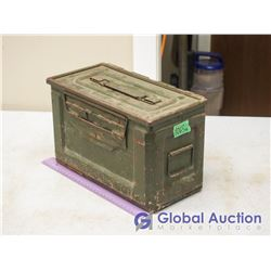 Large Metal Ammo Boxes (Sold Choice)