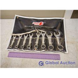 8 Piece Stubby Wrench Set