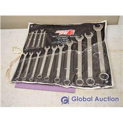 14 Pc Metric Wrench Set