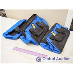 Lot Of Power Fist Tool Bags (3)