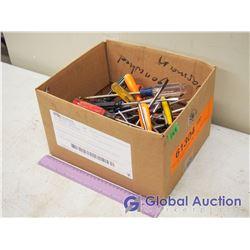 Box Full Of Screwdrivers