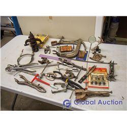 Lot Of Assorted Mechanics Tools
