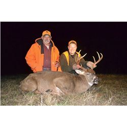 WHITETAIL HUNTING IN KANSAS | Craig Boddington and Timber Trails Ranch