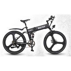 RECON FOLDABLE POWER BIKE - By Recon Power Bikes