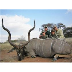 MARUPA SAFARIS - SOUTH AFRICA | 2 Hunter, 12 Days, 10 Trophies