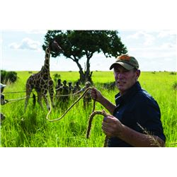 MOZAMBIQUE COLLECTOR'S PLAINS GAME SAFARI - Ivan Carter, Mark Haldane and Zambeze Delta Safaris