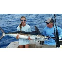 Offshore fishing trip for 6 Anglers