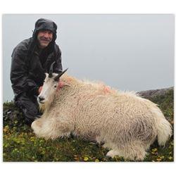Alaskan Mountain Goat Hunt