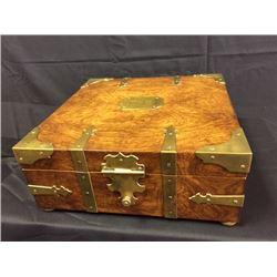 Handcrafted Wood Gun Display Box