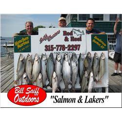 Salmon Fishing for 4