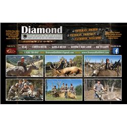 Arizona Muzzleloader Coues Deer for 2 Hunters