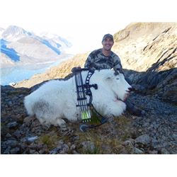 Alaskan Mountain Goat Hunt
