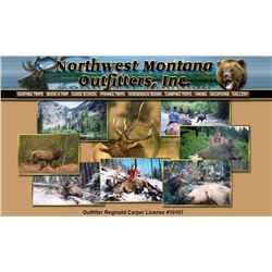 Montana  Elk & Deer Combination Hunt