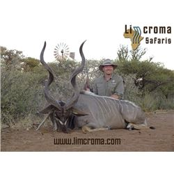 10 Day Plains Game Safari for 2 Hunters (2X1) with Limcroma Safaris in South Africa