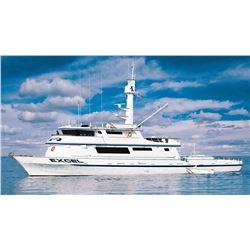 6 Day Sportfishing for 2 Aboard the EXCEL Long-Range Sportfishing Vessel