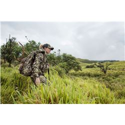 Hawaii Axis Deer Hunt For One Hunter and One Observer