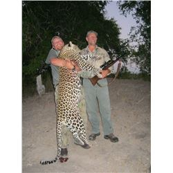 All Inclusive Mozambique Leopard Hunt with JP Safaris AND One African Antelope Mount Montana Recaptu