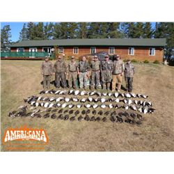 Canada Goose Hunt Ameri-Cana Expeditions Inc.