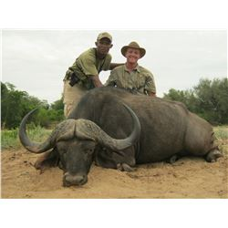 All Inclusive Mozambique Cape Buffalo Hunt with JP Safaris
