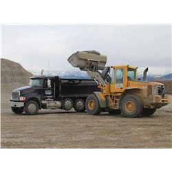 15 Tons of Road Mix Delivered within a 25 mile Radius of Bozeman from DLM Contracting