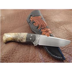 Custom Knife by Maverick Murdock