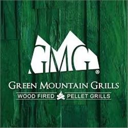 "Green Mountain Grill ""The Davy Crockett"""
