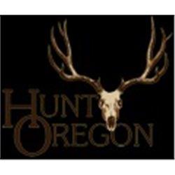"""""""For the Ladies"""" - Eastern Oregon Cow Elk Hunt"""