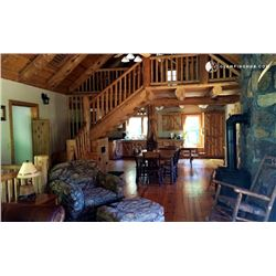 Three day, two night stay at Whiteriver lodge