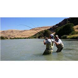Famous Deschutes River Steelhead/Salmon Fishing Trip for 2