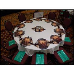 Head Table 2020