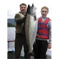 Salmon & Halibut Fishingin Alaska