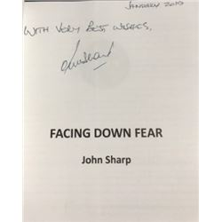 Book Facing Down Fear(key item #5)