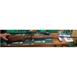Donated Rifle – David & Loretta Zacharias