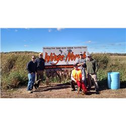 PHEASANT HUNT & SPORTING CLAYS