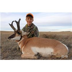 2020 WYOMING ANTELOPE HUNT