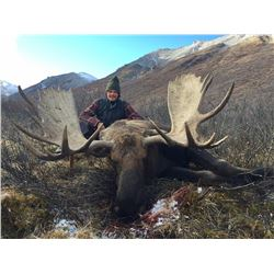 10 Day Alaska Moose Hunt