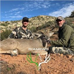 Coues Deer Hunt for 2 hunters in Arizona also includes Mt. Lion!