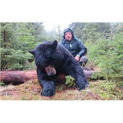 Newfoundland Combo Black Bear Hunt and Fishing Trip for 2 Persons