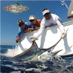 Guatemala Pacific Ocean Billfishing Trip for 2 Anglers