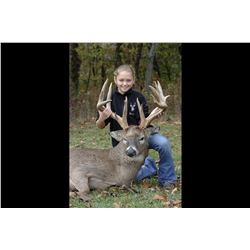 World Class Iowa Whitetails at Timberghost