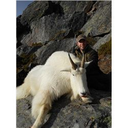 $5,000.00 Hunt Credit with BC Trophy Mountain Outfitters
