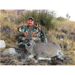 5-day Muzzleloader only Coues Deer hunt in Arizona for 2 hunters
