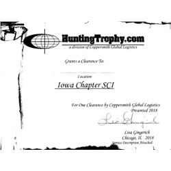 Coppersmith Certificate