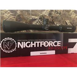 NightForce SHV 5-20x56 ForcePlex Riflescope