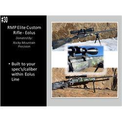RMP, Rocky Mountain Precision Elite Series Custom Rifle - Eolus, BUILT TO YOUR SPECS