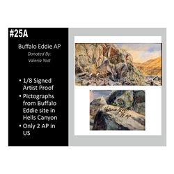 """A HUNTERS SACRED HERITAGE"" 1/8 Signed Artist Proof"