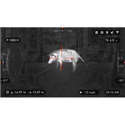 Thermal Suppressed Hog Hunt for Three Hunters