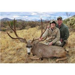 6-Day Management Mule Deer Hunt for One Hunter